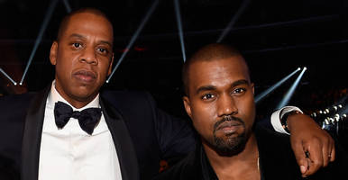 "Kanye Says ""There'll Never Be a <i>Watch the Throne 2</i>,"" Blaming ""Tidal/Apple Bullshit"""