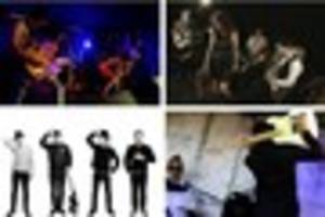 oxjam at the venue and prog at the dog among eight gigs you don't...
