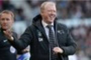 'i never thought steve mcclaren would return to derby county -...