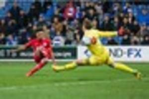 bobby reid in doubt for bristol city's blackburn rovers clash at...