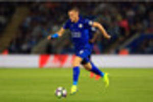 leicester city trio miss training ahead of crystal palace clash