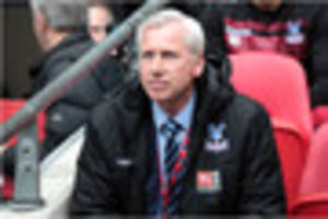 'I was frustrated at Newcastle United' admits Crystal Palace boss