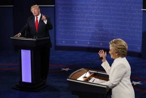 Trump Refuses To Believe Election Results During Combative Presidential Debate
