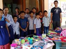 social initiative help india learn expands reach to over 120 schools with over 50 volunteer teachers on-board