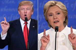 Donald Trump v Hillary Clinton: 5 key moments from the final US presidential debate