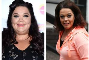 lisa riley aces lie detector test that proves she lost ten stone without any help