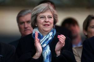 Morning news headlines: Theresa May to tell European leaders there will be no second Brexit referendum; Trump: I won't guarantee to accept election result