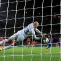 Willy Caballero sympathises with fellow keeper Claudio Bravo over error