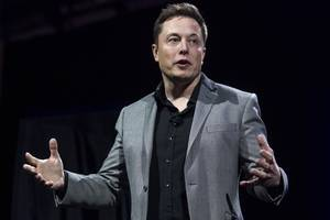Tesla CEO: Criticism of Self-Driving Cars Can Kill People