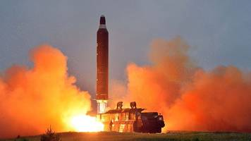 north korea carries out second failed missile launch - south