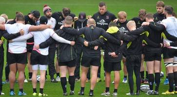 Ulster pay tribute to Anthony Foley - squad named for Exeter clash