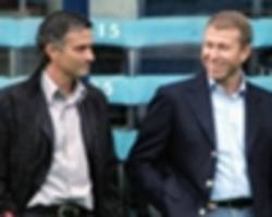 mourinho: abramovich and i were not friends at chelsea