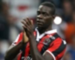Balotelli reveals his love for... Barack Obama's wife!