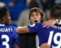 Chelsea will never play for a draw under my management, says Conte