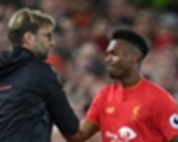 klopp gives sturridge backing: he brings tears to your eyes in training!