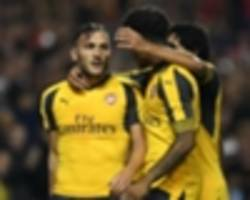 perez: i expected more of a starring role at arsenal
