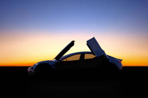 Can Fisker beat Tesla with state-of-the-art battery tech and butterfly doors?