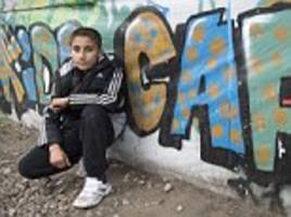 afghan child migrant still stranded in the calais jungle with no family to turn to