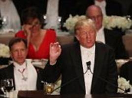 maria bartiromo's dress steals the show at al smith dinner