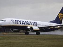 Ryanair reduces window for checking in free of charge increasing risk of a £45 fine