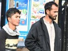teen refugee who met lily allen has emotional reunion with afghan father in birmingham