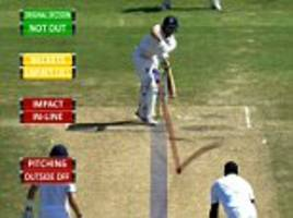 india agree to use decision review system in england test series after citing improvement in technology