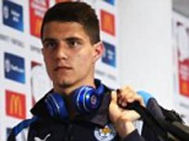 leicester manager claudio ranieri tells bartosz kapustka he must bide his time for long-awaited foxes debut