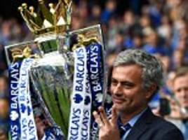 Manchester United manager Jose Mourinho insists 'I wasn't at home crying' following Chelsea sacking