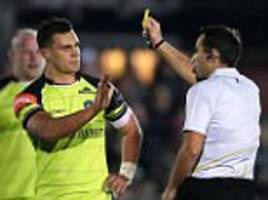 matt toomua regrets dangerous tackle on debut for leicester tigers as wallabies centre looks ahead to sunday's clash with racing 92
