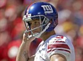New York Giants kicker Josh Brown to miss NFL London clash with Los Angeles Rams after new details emerge in domestic violence case