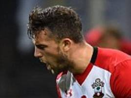 southampton striker jay rodriguez insists goals are coming after failing to net in inter milan defeat: 'i need a run of games to find my form'