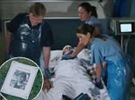 'Emmerdale has broken me!': Viewers are left distraught when fan favourite character dies as the soap's dramatic week draws to a heartbreaking close