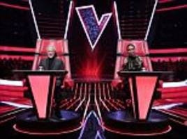 The Voice UK gets a make-over as the new-look set is revealed for the first time