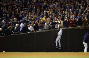 Steve Bartman and the 2003 Chicago Cubs