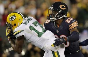 DaVante Adams Steps up For Green Bay Packers