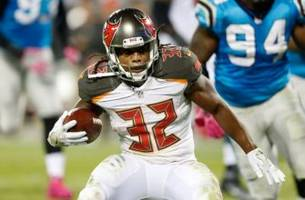 Jacquizz Rodgers Ready To Carry Load For Buccaneers