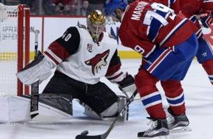Arizona Coyotes Drop By Montreal, Gift-Wrap A Win For Canadiens