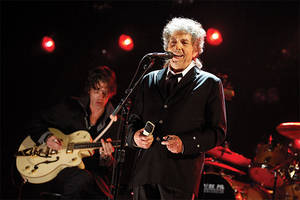 Bob Dylan Removes Mention of Nobel Prize From His Website