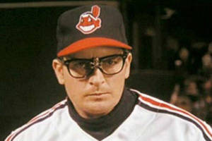 charlie sheen's 'major league' character 'wild thing' won't toss world series first pitch