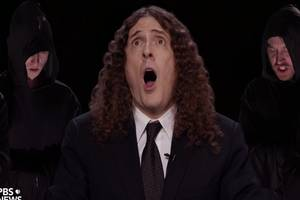 Weird Al Lampoons Final Presidential Debate With a New Song Auto-tuning Candidates (Video)