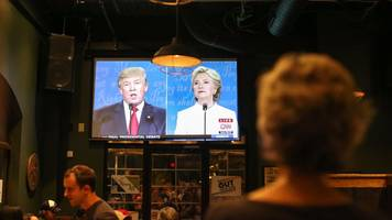 US election: 71.6m watch final Trump and Clinton debate on TV in the US