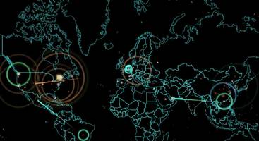 Enormous Cyber Attack Takes Down Hundreds Of Websites: How To Track The Global Cyber War