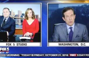 Chris Wallace Swipes at Jeff Zucker for 'Kind of Childish' Way CNN Covered Debate