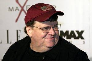 Michael Moore Says Anyone Voting for Trump is a 'Legal Terrorist'