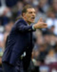 Expected West Ham XI: Bilic to stick with 3-4-2-1 against Sunderland