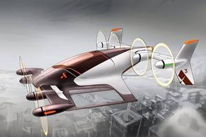 Airbus has a secret flying-car project called Vahana