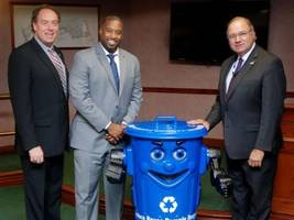 union county introduces new recycling robot