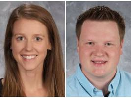2 lakewood teachers honored by the state
