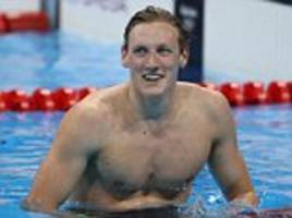olympic swimmer mack horton gets potentially life-saving warning from an fan