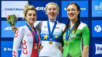 britain's archibald wins individual pursuit gold at euros